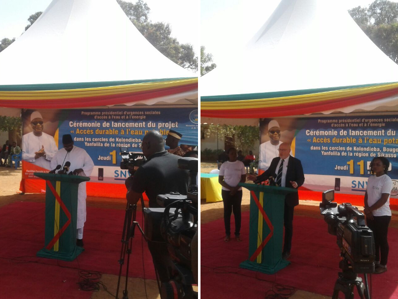 UDUMA_MALI_Ceremonie_lancement_Malick_ALHOUSSEINI_Thierry_BARBOTTE