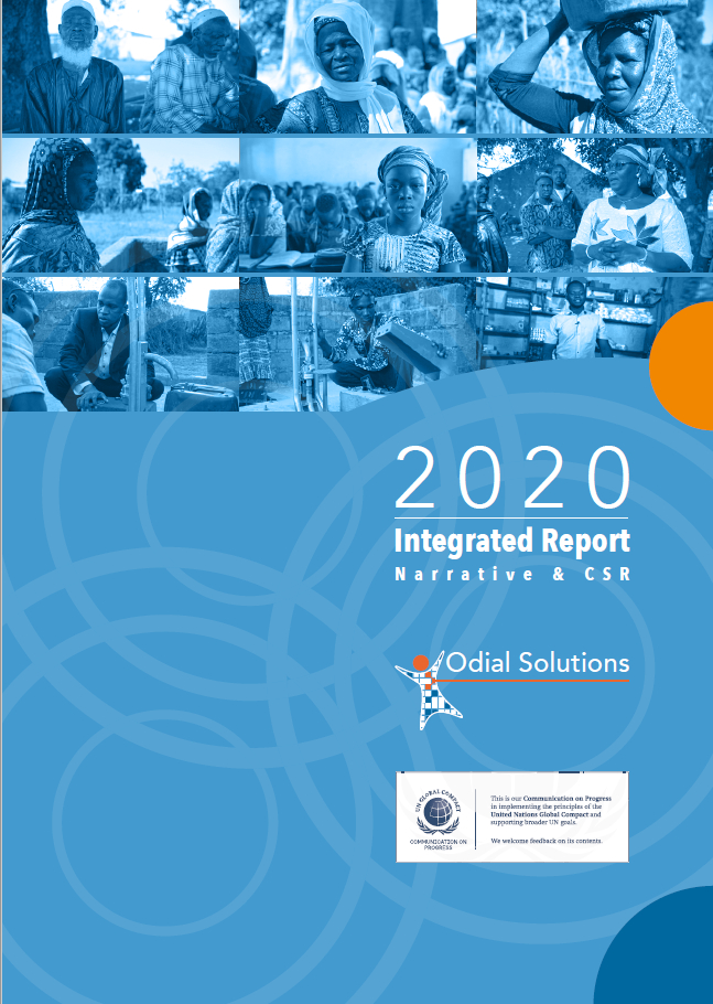 ODIALSOLUTIONS_2000_Integrated_Report_cover