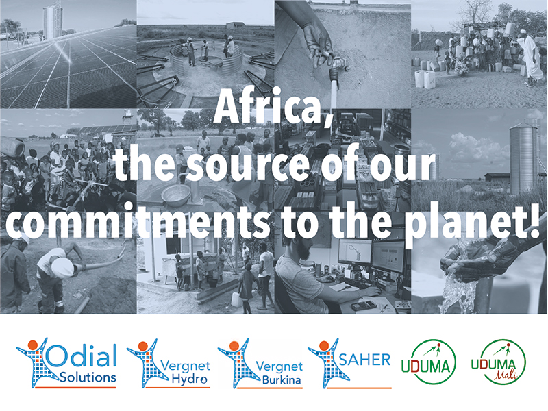 Africa the source of our commitments to the planet